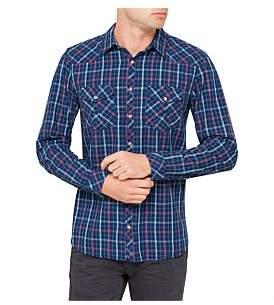R & E RE: Check Shirt