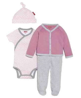 Skip Hop Baby-Girls Newborn Petite Triangles Take Me Home Set