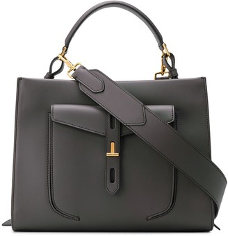 Tom Ford monogram tote bag