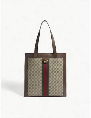 Gucci Ophidia GG Supreme medium tote