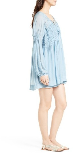 Women's Free People Lini Babydoll Dress 4