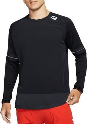 Nike Wild Run Mid-Layer Long-Sleeve Tee