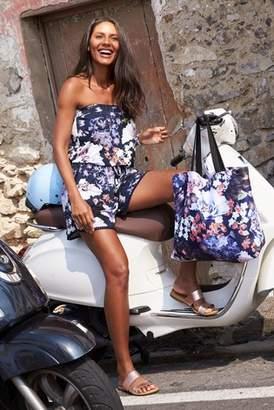 82e32034c0 Navy Floral Playsuit - ShopStyle UK