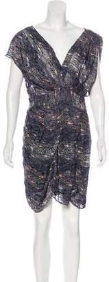 Isabel Marant Velvet Devoré Dress