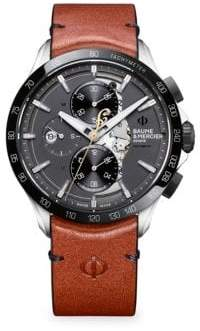Baume & Mercier Clifton Club 10402 Indian Scout Watch