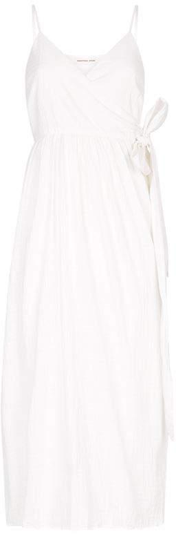 Alma Wrap Dress