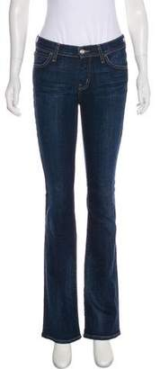 Koral Flared Mid-Rise Jeans