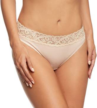 Hanro Women's Moments High Cut Brief Panty