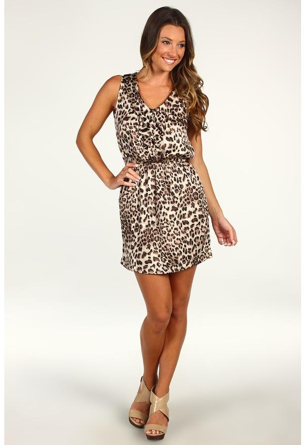 Type Z Yamka Dress (Brown) - Apparel