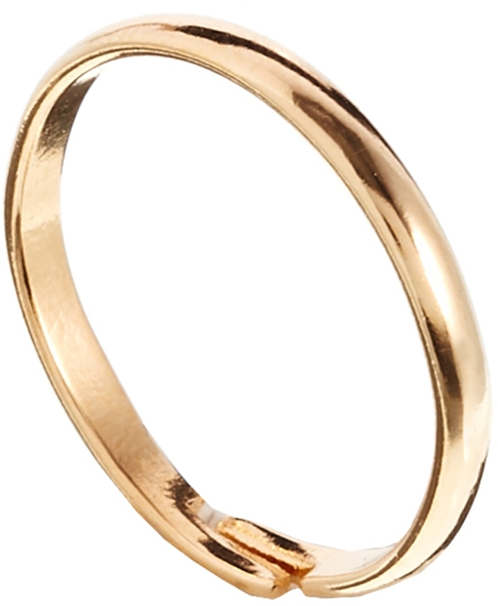 Asos Limited Edition Simple Toe Ring