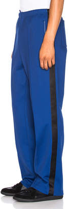 Maison Margiela Polyester Pants in Ink Blue | FWRD