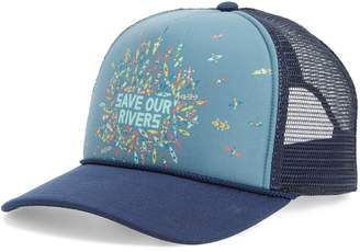 Patagonia Save Our Rivers Interstate Trucker Hat