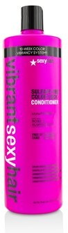 Sexy Hair Concepts Vibrant Sexy Hair Color Lock Color Conserve Conditioner 1000ml/33.8oz