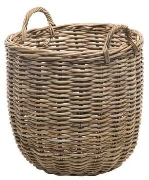 Rosecliff Heights Rattan Storage Basket