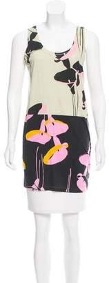 Miu Miu Floral Print Tunic
