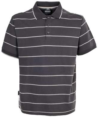Trespass Mens Samani Short Sleeve Striped Polo Shirt (XS)