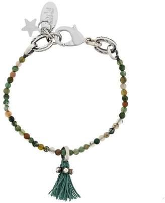 Rada' Radà tassel bead bracelet