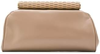 Rodo embellished clasp clutch bag