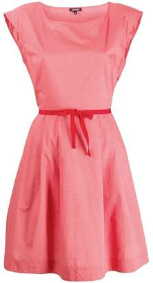 Woolrich bow embellished dress