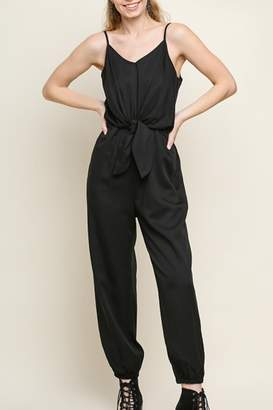 1f952b78006 Black Casual Jumpsuit - ShopStyle Canada