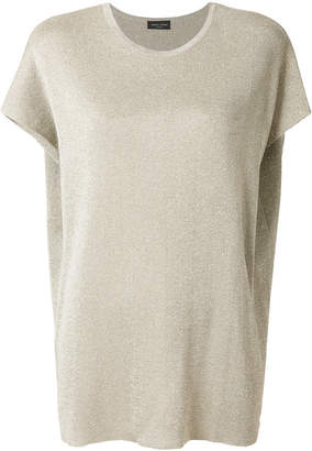 Roberto Collina boat neck top