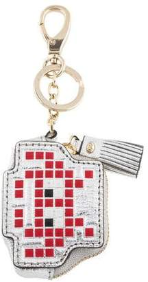 Anya Hindmarch Bathurst Space Invaders Coin Purse w/ Tags