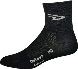 DeFeet Wooleator 3in D-Logo Sock