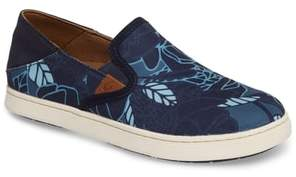 OluKai Pehuea Print Slip-On Sneaker