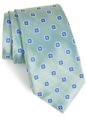 Nordstrom Herringbone Silk Tie