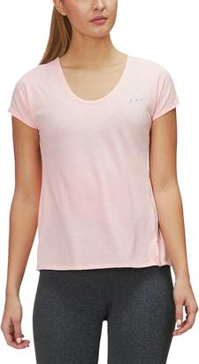 Nike Miler Short-Sleeve Standard-Fit LX Top - Women's