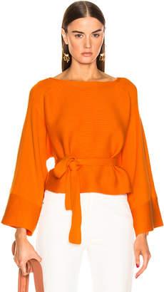Mara Hoffman Lilou Top in Orange | FWRD