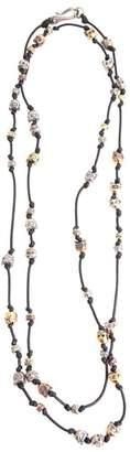 Tobias Wistisen skull bead bracelet