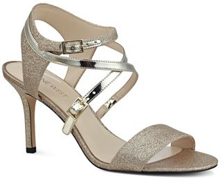 Women's Nine West 'Gypsee' Strappy Sandal $89.95 thestylecure.com