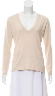 Clements Ribeiro Cashmere Long Sleeve Sweater