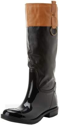 NOMAD Women's Moto Rain Boot