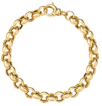 Bloomingdale's Chunky Link Bracelet in 14K Yellow Gold - 100% Exclusive