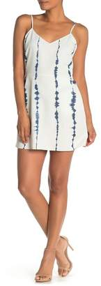Naked Zebra Tie-Dye Sun Dress