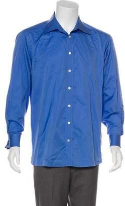 Eton French Cuff Dress Shirt