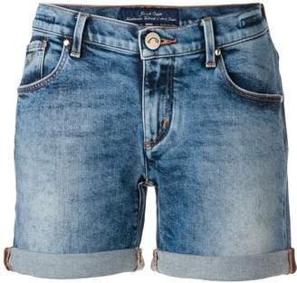Jacob Cohen fitted denim shorts