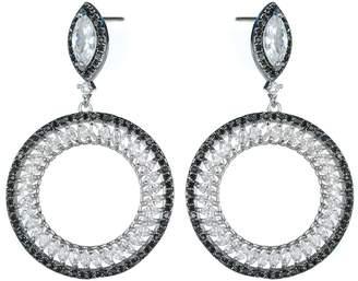 KIVN Jewelry KIVN Fashion Jewelry Dangle CZ Cubic Zirconia Bridal Wedding Earrings for Women