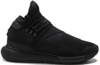 adidas Y3 Qasa High Triple Black
