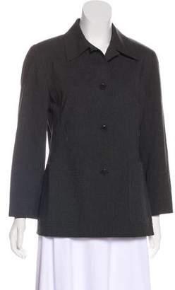 Ungaro Collared Long Sleeve Jacket