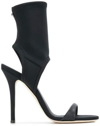 Giuseppe Zanotti Design neoprene cutout sandals