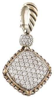 David Yurman Diamond Pendant