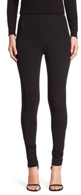 Ralph Lauren Collection Leland Jersey Pants $790 thestylecure.com