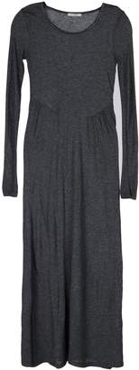 Pinko GREY Long dresses