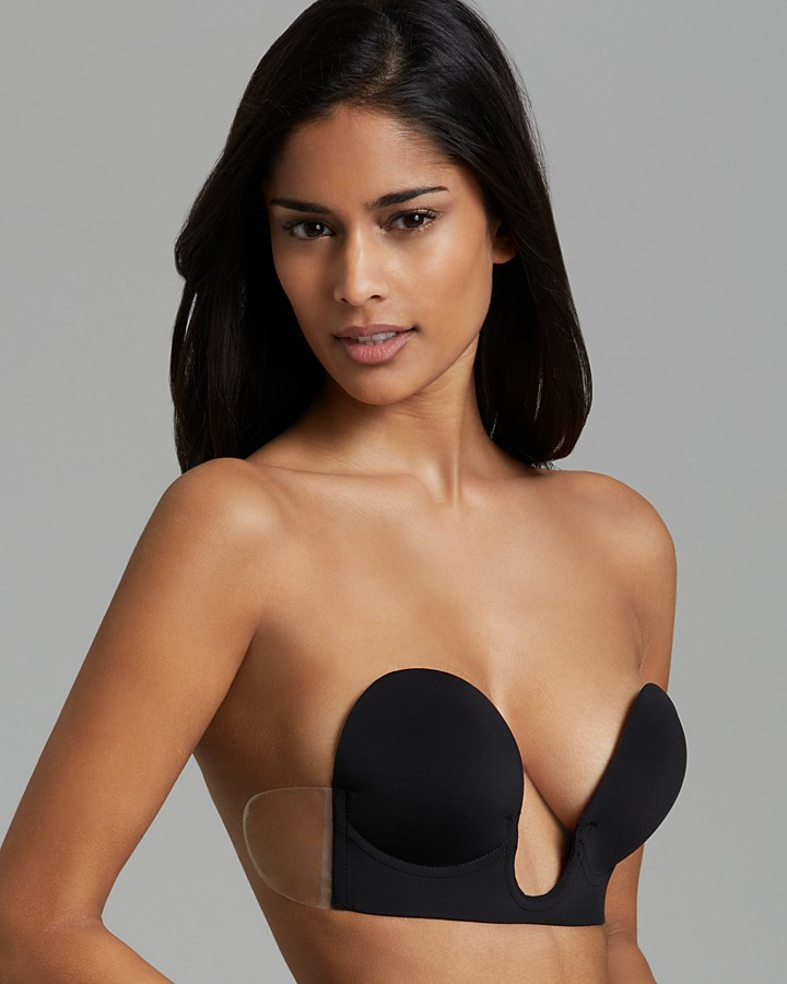 Fashion Forms Backless U-Plunge Strapless Bra #P6536