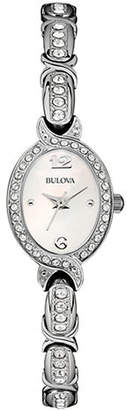Bulova Womens Crystal Collection Petite 96L199