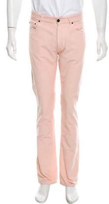 Bottega Veneta Woven Corduroy Pants