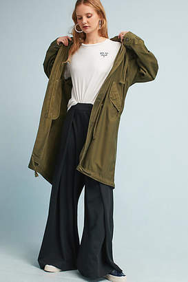Citizens of Humanity Camilla Oversized Hooded Parka